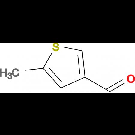 5-Methylthiophene-3-carbaldehyde