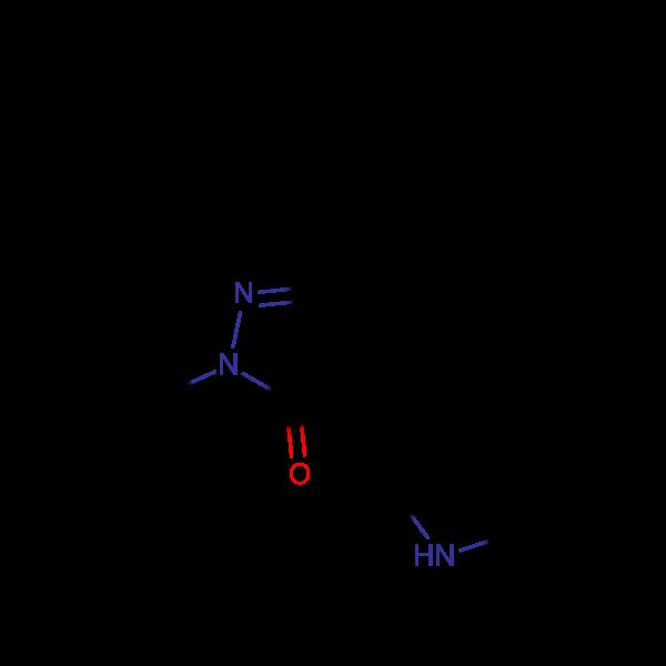 4-(indol-3-ylmethylene)-1,3-diphenyl-2-pyrazolin-5-one, 98%