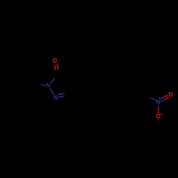 3-(tert-butyl)-4-(3-(4-nitrophenyl)prop-2-enylidene)-1-phenyl-2-pyrazolin-5-one, 97%