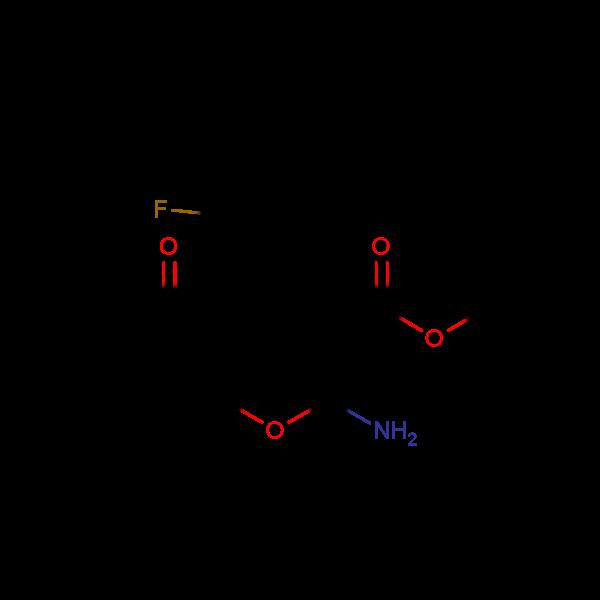 ethyl 2-amino-4-(2-fluorophenyl)-7,7-dimethyl-5-oxo-4,6,7,8-tetrahydro2H-chromene-3-carboxylate, 95%