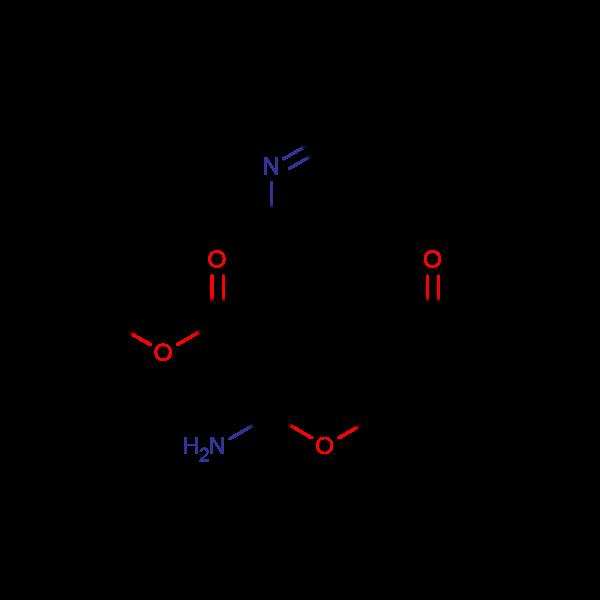 ethyl 2-amino-7-methyl-5-oxo-4-(3-pyridyl)-4,6,7,8-tetrahydro2H-chromene-3-carboxylate, 95%