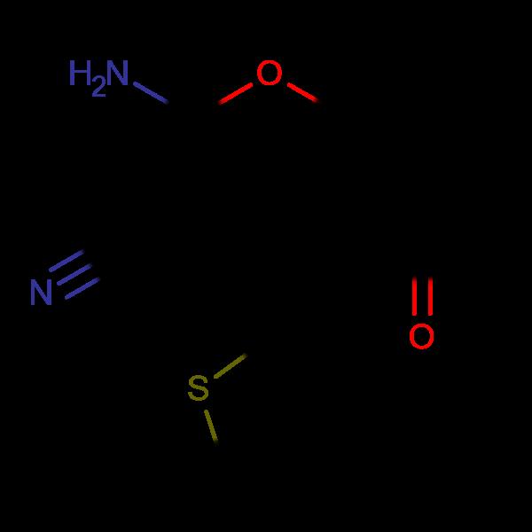 2-amino-5-oxo-4-(2-thienyl)-5,6,7,8-tetrahydro-4H-chromene-3-carbonitrile,  95%