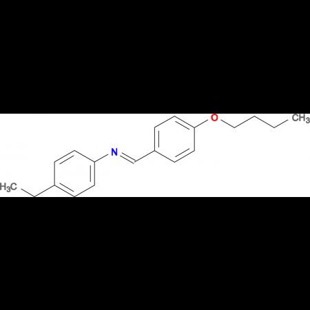 p-Butoxybenzylidene p-Ethylaniline