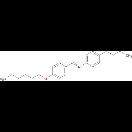 p-Hexyloxybenzylidene p-Butylaniline