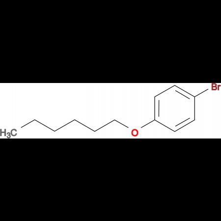 p-Hexyloxybromobenzene