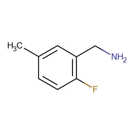 2-Fluoro-5-methylbenzylamine