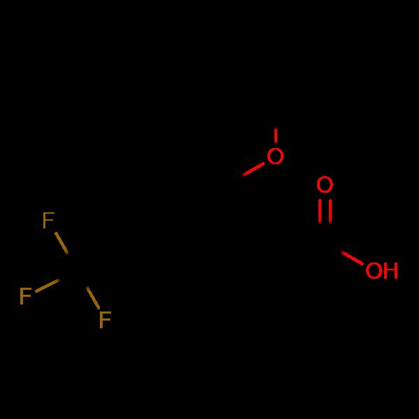 2-Methoxy-5-(trifluoromethyl)phenylacetic acid