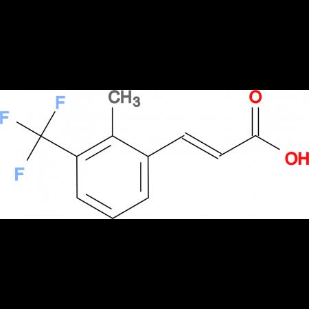 2-Methyl-3-(trifluoromethyl)cinnamic acid