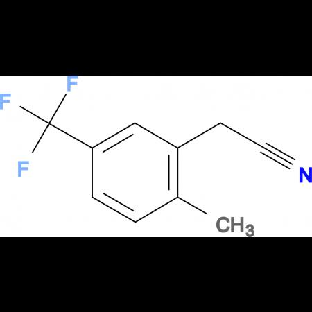 2-Methyl-5-(trifluoromethyl)phenylacetonitrile
