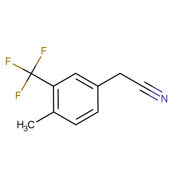 4-Methyl-3-(trifluoromethyl)phenylacetonitrile