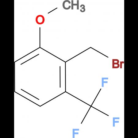 2-Methoxy-6-(trifluoromethyl)benzyl bromide