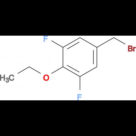 4-Ethoxy-3,5-difluorobenzyl bromide