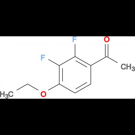 4'-Ethoxy-2',3'-difluoroacetophenone