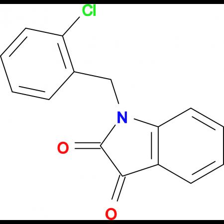 1-(2-Chloro-benzyl)-1H-indole-2,3-dione