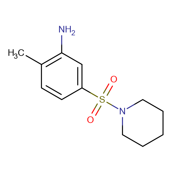2-Methyl-5-(piperidine-1-sulfonyl)-phenylamine