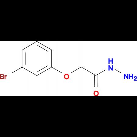 (3-Bromo-phenoxy)acetic acid hydrazide