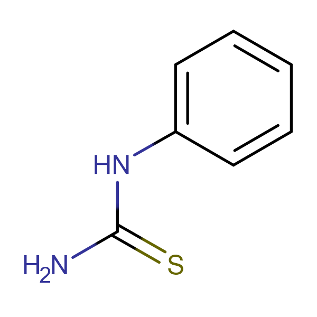 Phenylthiourea