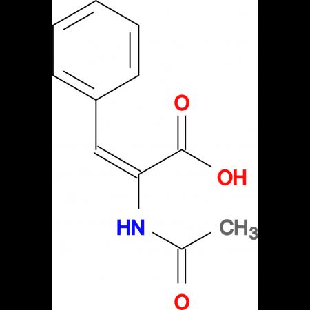 (2E)-2-acetamido-3-phenylprop-2-enoic acid
