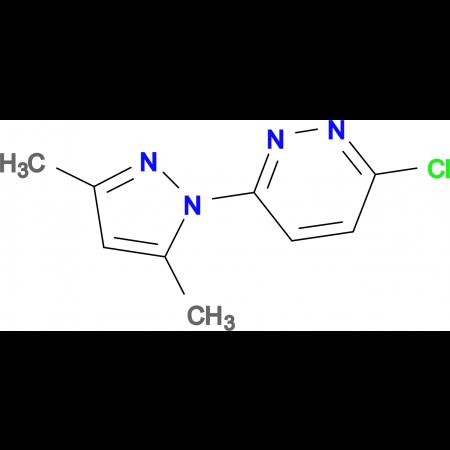 3-chloro-6-(3,5-dimethyl-1H-pyrazol-1-yl)pyridazine