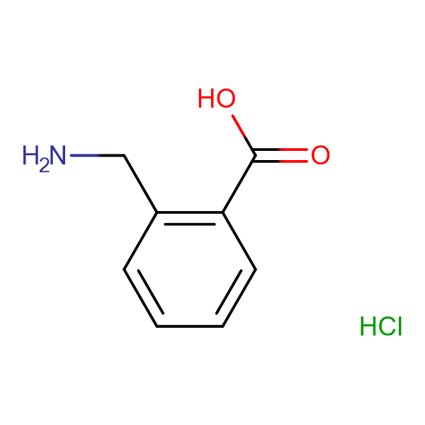 2-(aminomethyl)benzoic acid hydrochloride
