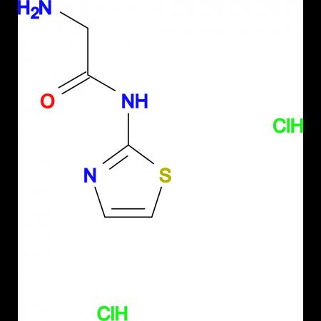 N~1~-1,3-thiazol-2-ylglycinamide dihydrochloride