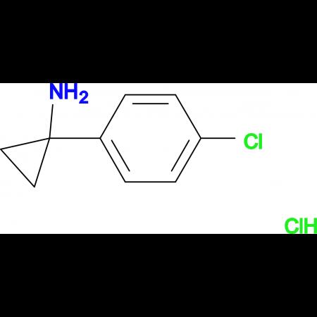 [1-(4-chlorophenyl)cyclopropyl]amine hydrochloride