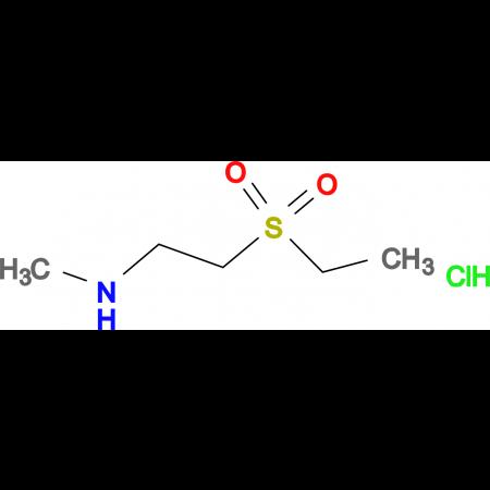 [2-(ethylsulfonyl)ethyl]methylamine hydrochloride