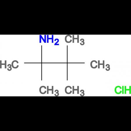 (1,1,2,2-tetramethylpropyl)amine hydrochloride