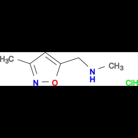 N-methyl-1-(3-methyl-5-isoxazolyl)methanamine hydrochloride