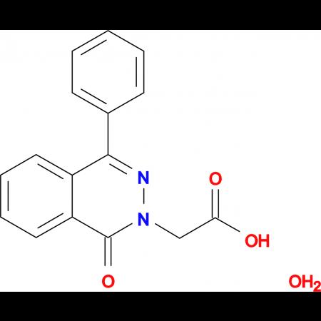 (1-oxo-4-phenyl-2(1H)-phthalazinyl)acetic acid hydrate