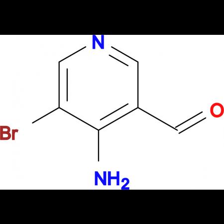 4-Amino-5-bromonicotinaldehyde