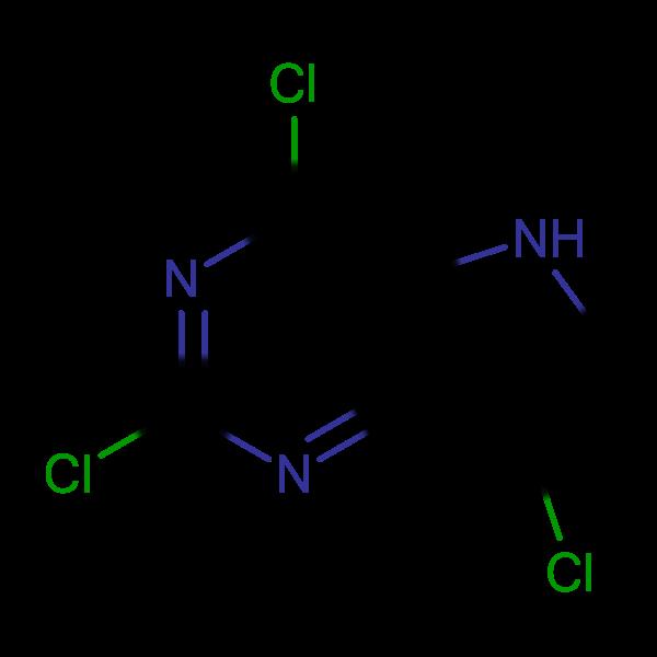 2,4,7-Trichloro-5H-pyrrolo[3,2-d]pyrimidine