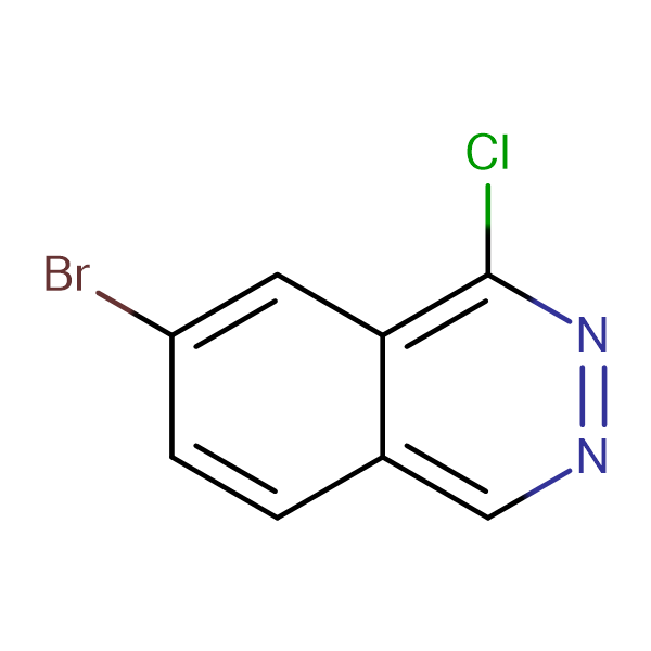 7-Bromo-1-chlorophthalazine