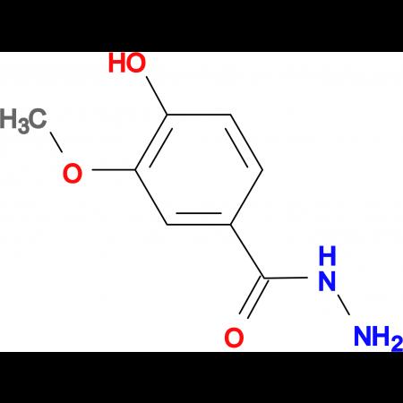 4-hydroxy-3-methoxybenzohydrazide