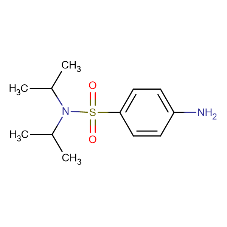 4-amino-N,N-diisopropylbenzenesulfonamide