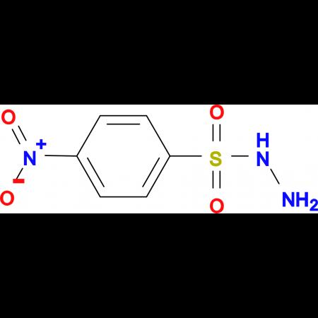 4-nitrobenzenesulfonohydrazide