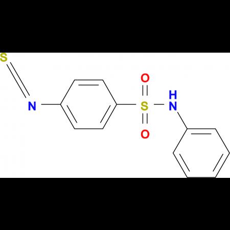 4-isothiocyanato-N-phenylbenzenesulfonamide