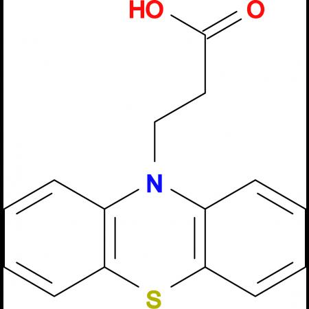 3-(10H-phenothiazin-10-yl)propanoic acid