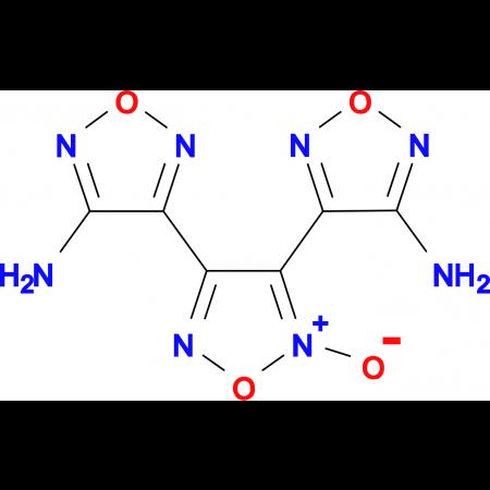 4-[4-(4-amino-1,2,5-oxadiazol-3-yl)-2-oxido-1,2,5-oxadiazol-3-yl]-1,2,5-oxadiazol-3-amine