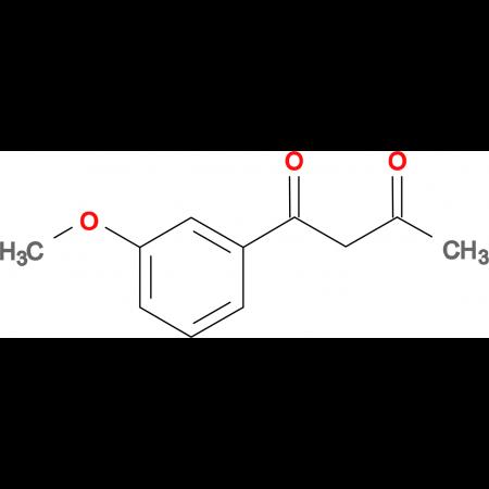 1-(3-methoxyphenyl)butane-1,3-dione
