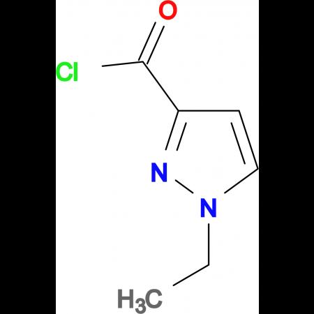 1-ethyl-1H-pyrazole-3-carbonyl chloride