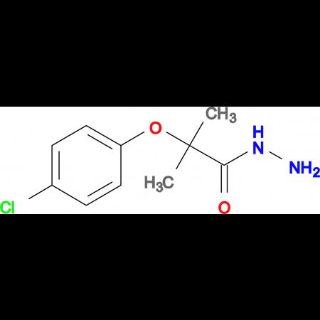 2-(4-chlorophenoxy)-2-methylpropanohydrazide