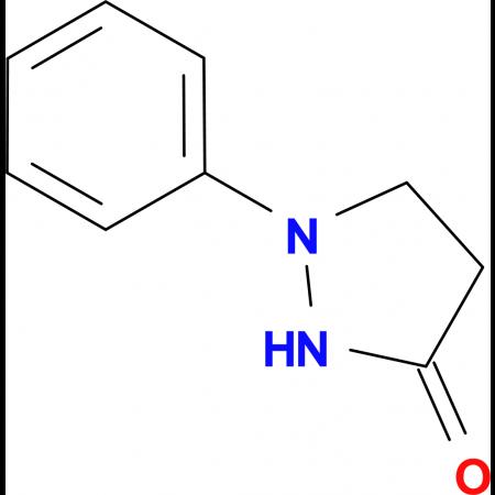 1-Phenylpyrazolidin-3-one