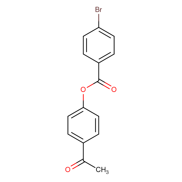 4-acetylphenyl 4-bromobenzoate