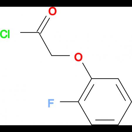 (2-fluorophenoxy)acetyl chloride