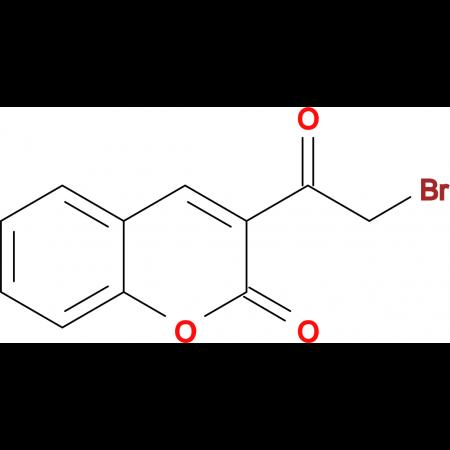 3-(bromoacetyl)-2H-chromen-2-one