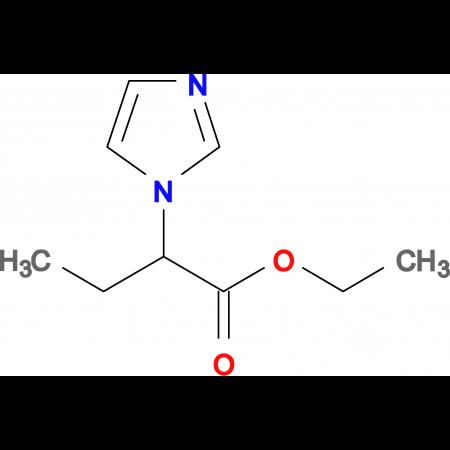 ethyl 2-(1H-imidazol-1-yl)butanoate