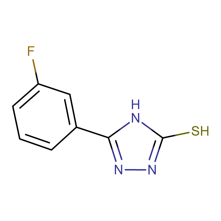 5-(3-fluorophenyl)-4H-1,2,4-triazole-3-thiol