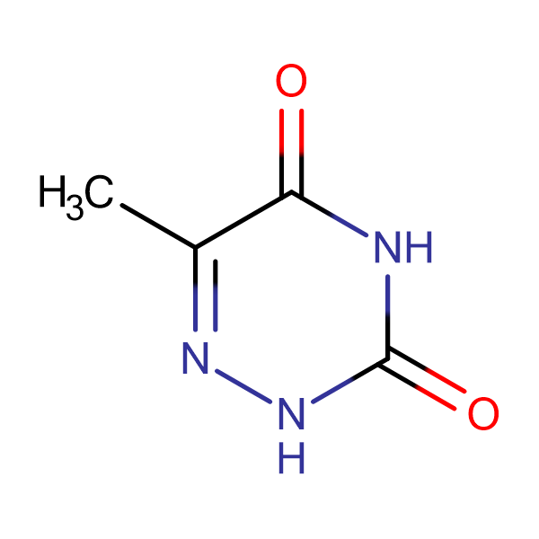 6-methyl-1,2,4-triazine-3,5(2H,4H)-dione