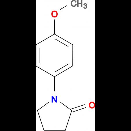 1-(4-methoxyphenyl)pyrrolidin-2-one